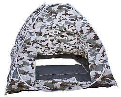 Зимняя палатка-автомат Kaida 2,5х2,5х1,6м с дном на молнии