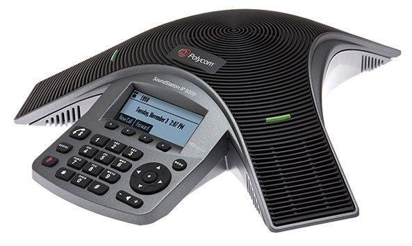 IP телефон для конференций Polycom IP 5000