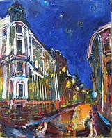 Продажа авторской живописи (пейзаж, натюрморт, портрет, жанровая картина), художественная роспись