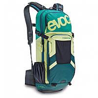 Рюкзак EVOC Enduro Team green-lime