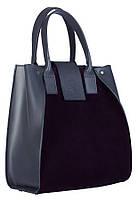 Кожаная женская сумка Defo, фото 1