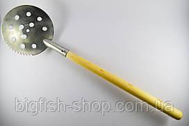 Черпак для льда (деревянная ручка)