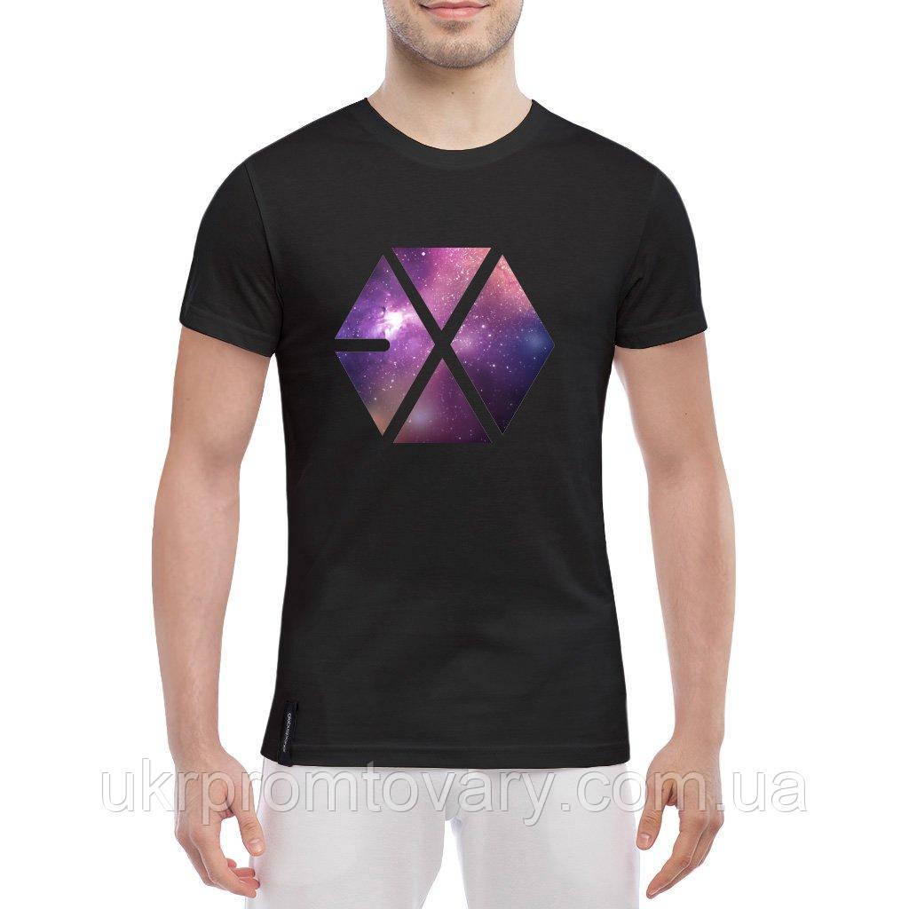 Мужская футболка - космос, отличный подарок купить со скидкой, недорого