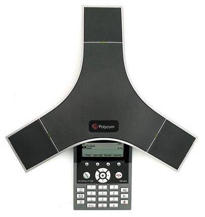 IP телефон для конференций Polycom Soundstation IP 7000, фото 2