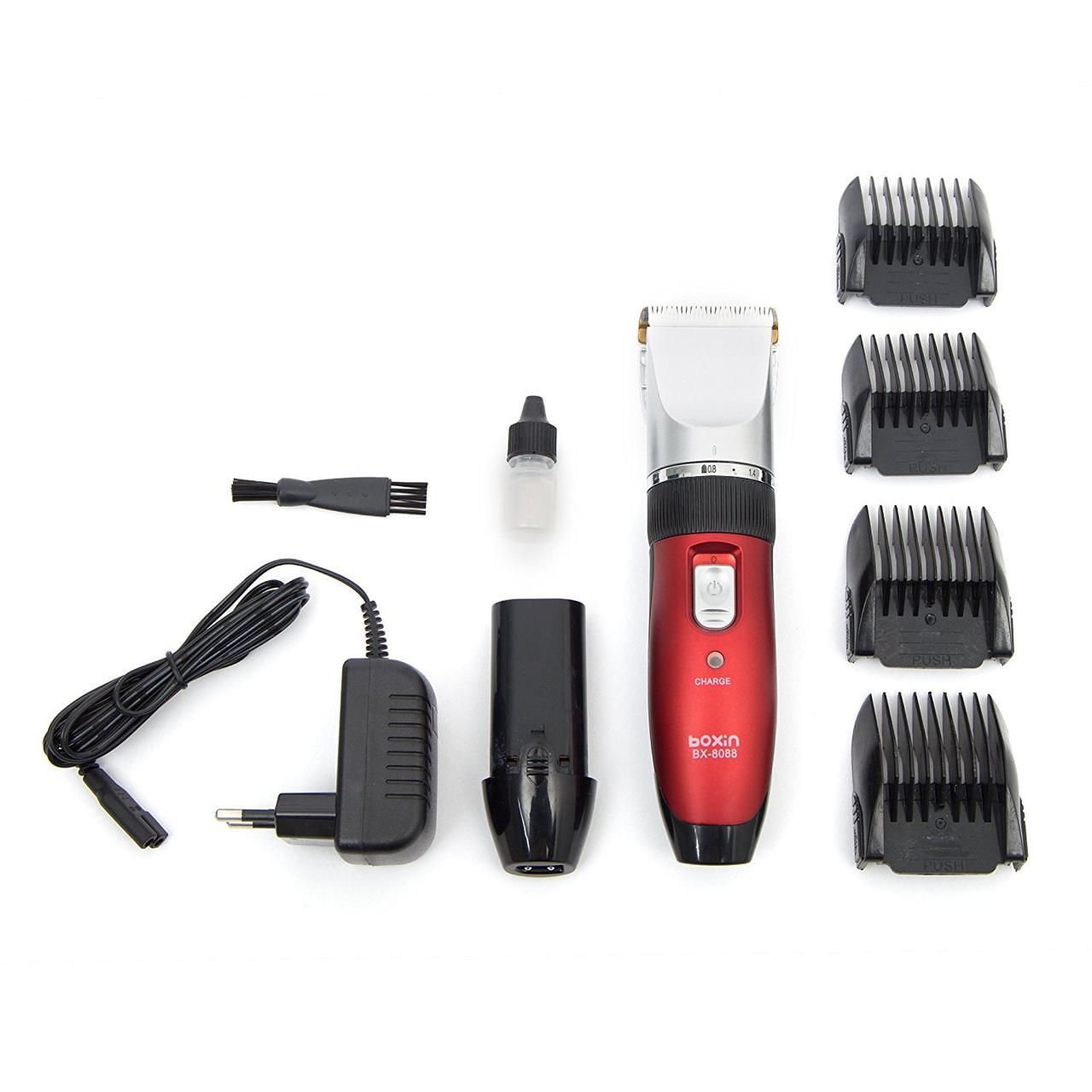 Машинка для стрижки волос Boxin BX-8088