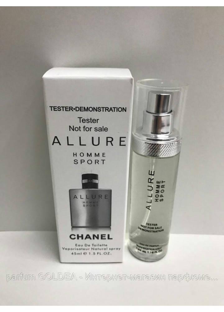 Chanel Allure homme Sport - PARFUM GOLDEA - Интернет-магазин парфюмерии и косметики в Харькове