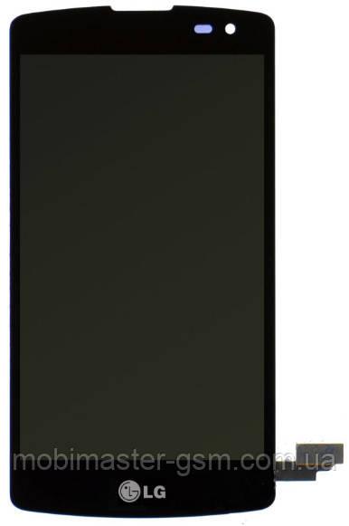 Дисплейный модуль LG F60 D390, F60 D390N, F60 D392 DUAL черный
