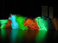Люминофор ТАТ 33 (светящийся) для изготовления краски