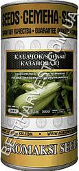 Семена кабачка «Казанова F1» инкрустированные, 500 г