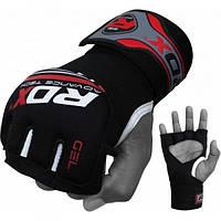 Бинт-перчатка RDX Neopren Gel Red