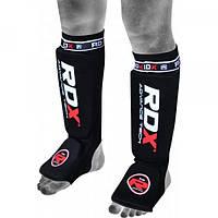 Накладки на ноги, защита голени RDX Soft Black