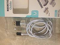 Зарядный магнитный кабель для Android устройств, фото 1