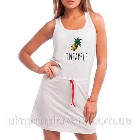 Платье - Pineapple, отличный подарок купить со скидкой, недорого, фото 2