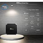 Андроид приставка Smart TV Box X96 mini 2/16 ГБ + IR-датчик, фото 6