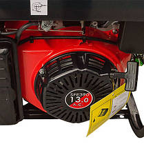 Генератор бензиновый INTERTOOL DT-1155, фото 3