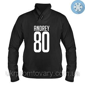 Толстовка утепленная - Andrey80, отличный подарок купить со скидкой, недорого, фото 2