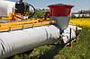 Агротехнічні та економічні переваги обприскувача з повітряним рукавом