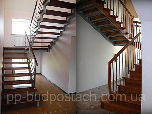 Комбіновані сходи