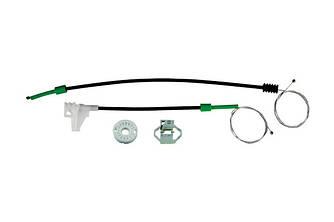 Ремкомплект механизма стеклоподъемника задней левой двери Skoda Octavia 1996-2004 до рестайлинга