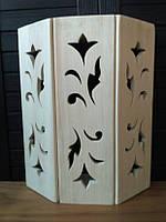 Декоративные абажуры для сауны и парной