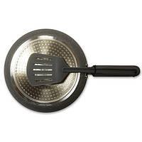 Сковорода блинная с лопаткой 23 см
