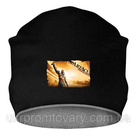Шапка - Spartacus, отличный подарок купить со скидкой, недорого, фото 2