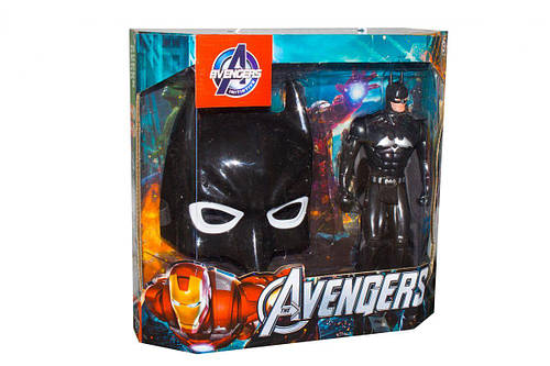 "Игровой набор ""Бэтмен"" (фигурка с маской), The Avengers"