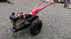 Мотоблок дизельний БУЛАТ WM9ЕR (9.5 л. с., електростартер, редуктор, швидкості 6+2)