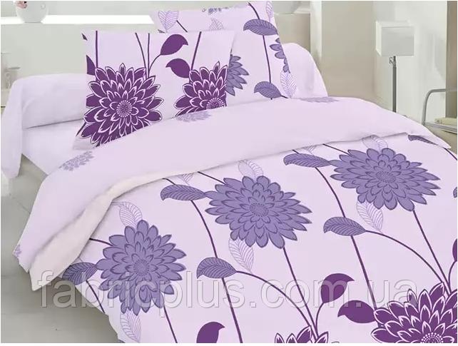 Бязь набивная диз: 20-0919 violet