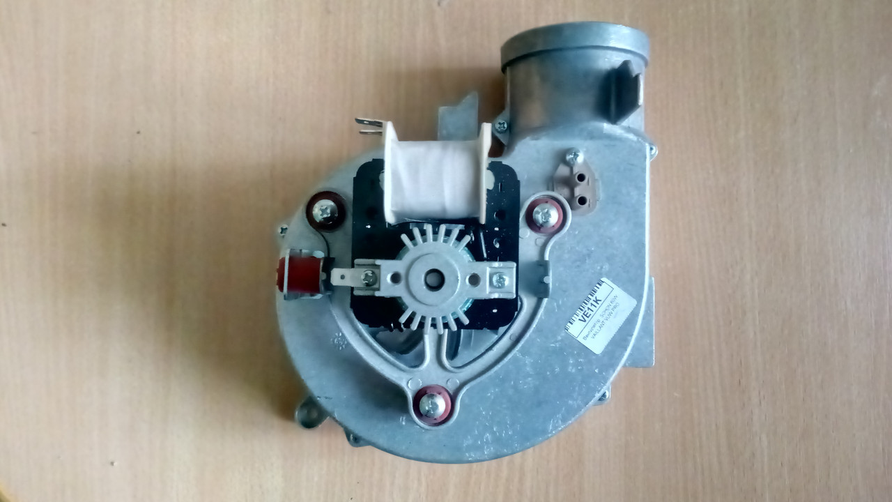 Вентилятор Vaillant Turbomax, Turbotec.