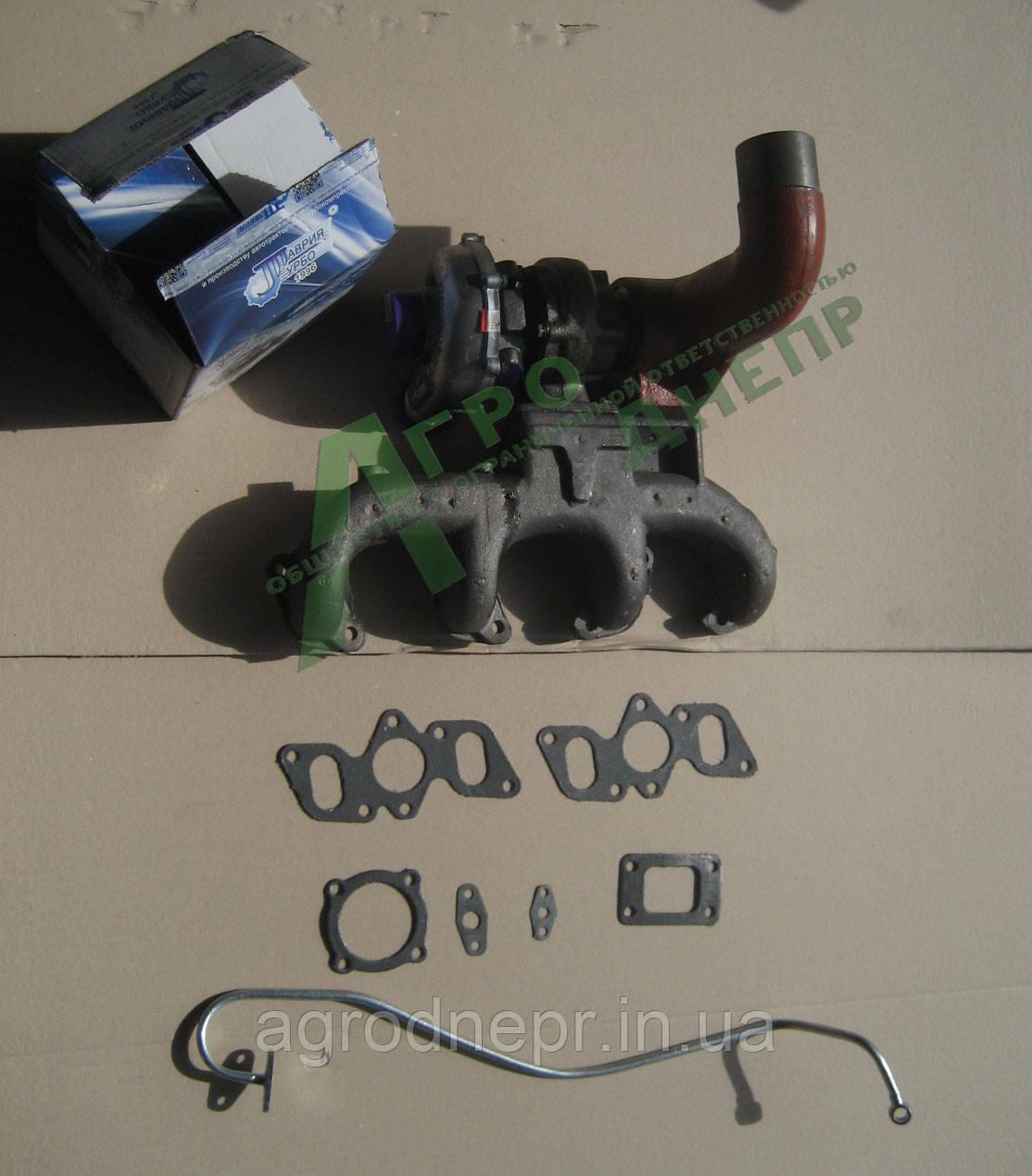 Копия Комплект для установки турбины ТКР-6 на трактор ЮМЗ Д-65