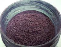 Перламутровый пигмент, порошок фиолетовый