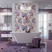 Плитка для ванной   Гортензия 25*40