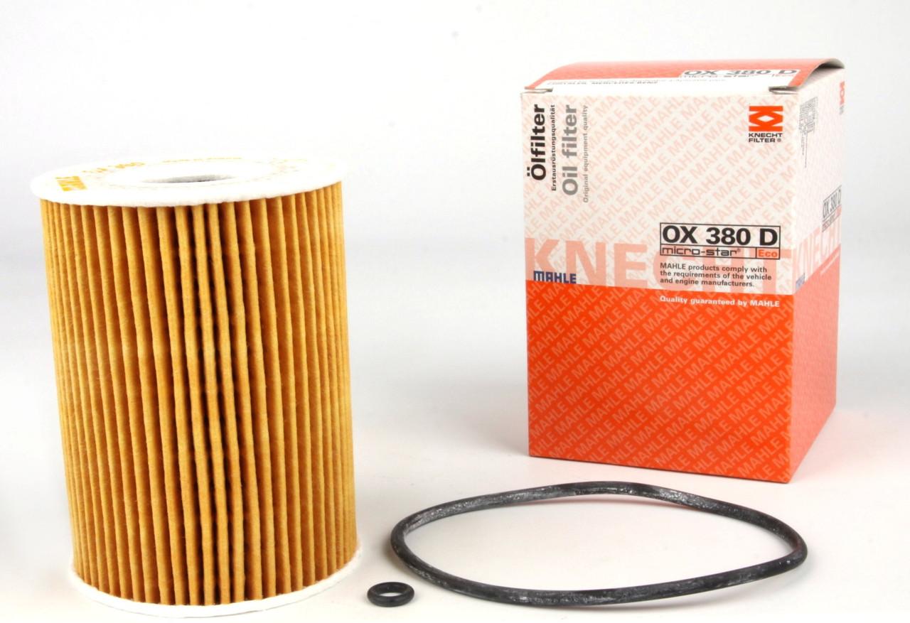 Фильтр масляный MB Sprinter 3.0CDI 06-, OM642 KNECHT OX 380D