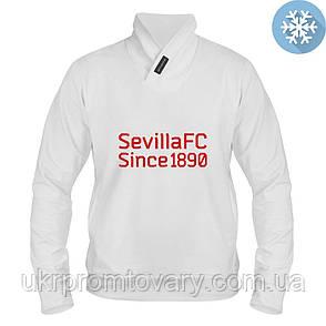 Толстовка утепленная - Sevilla FC since 1890, отличный подарок купить со скидкой, недорого, фото 2