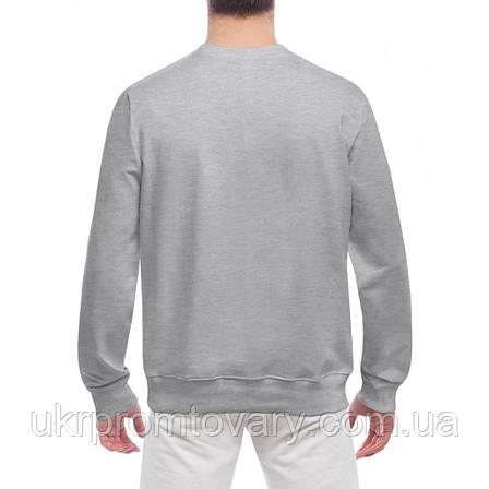 Свитшот мужской - Реал Сосьедад форма, отличный подарок купить со скидкой, недорого, фото 2