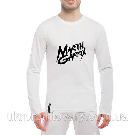 Лонгслив мужской - Martin Garrix, отличный подарок купить со скидкой, недорого, фото 2