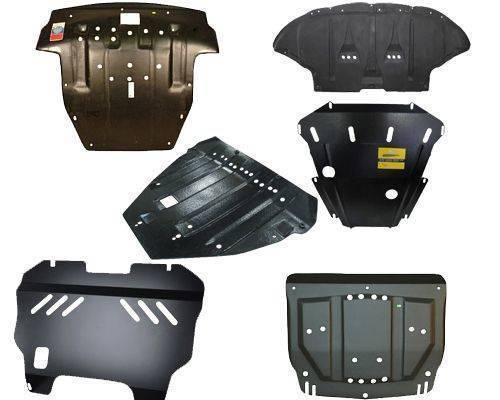 Защита Kia Ceгato Koup  2009-2013 ,закр.двиг+кпп
