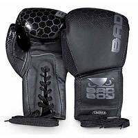 Боксерские перчатки кожанные 10 унций Bad Boy Legasy 2.0 мм (240034)