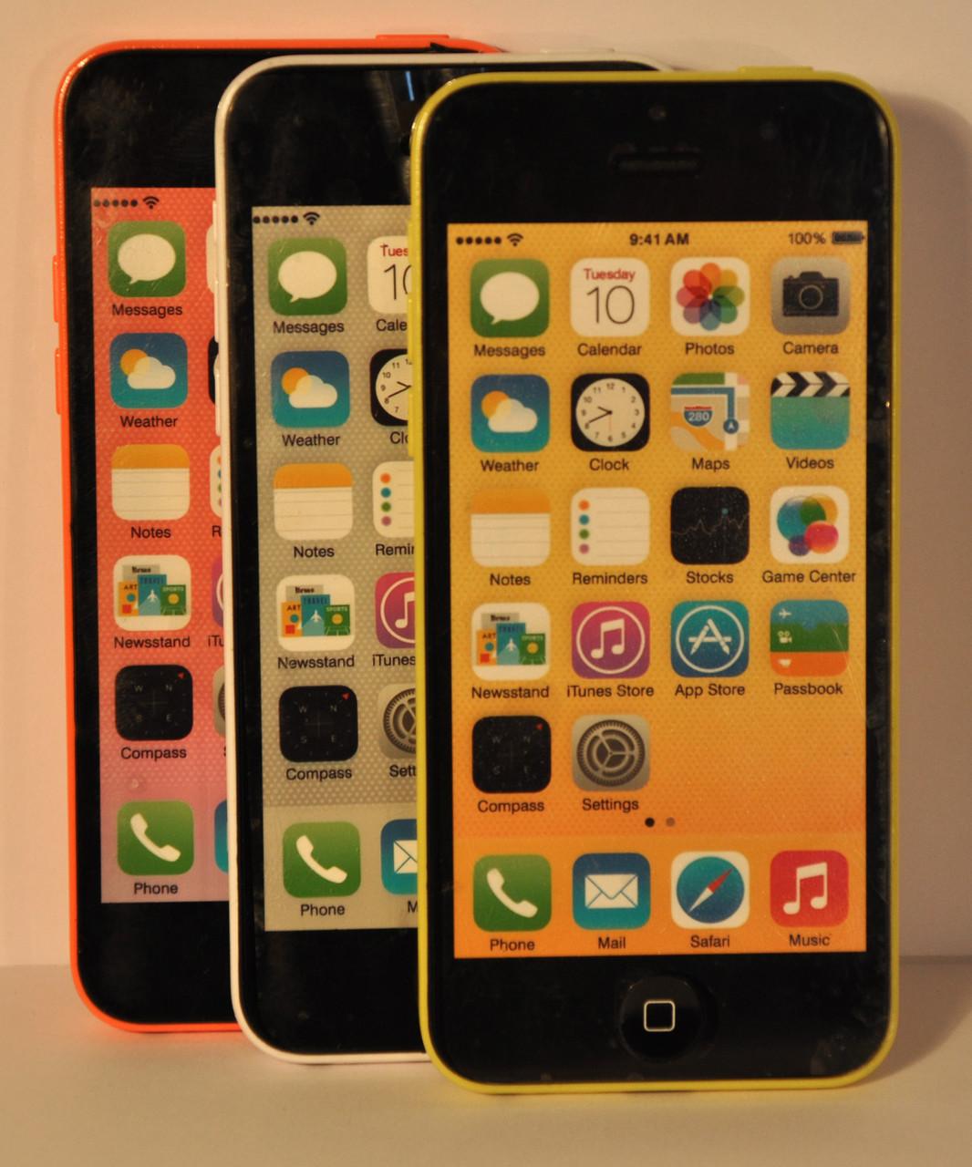 Муляж Iphone 5C
