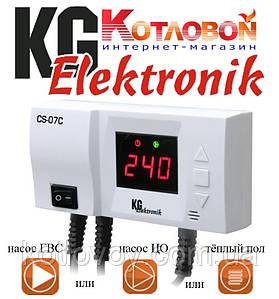 Блок управления насосом KG Elektronik