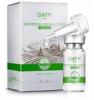 Сыворотка QYANF «6 пептидов» против старения с эффектом Ботокса