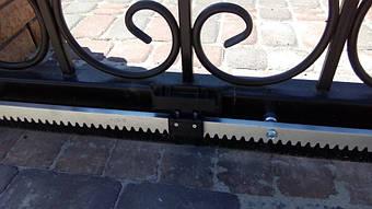 Зубчатая рейка оригинальная FAAC, магнитный концевик для привода
