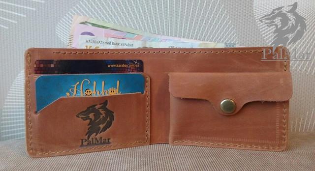 Чоловічий гаманець Weal