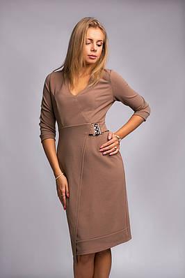Стильное женское платье в офис