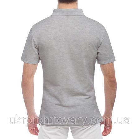 Мужская футболка Поло - Новый Год, отличный подарок купить со скидкой, недорого, фото 2