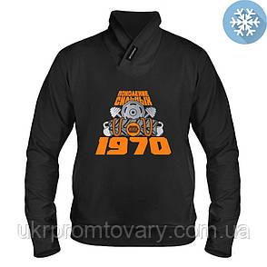Толстовка утепленная - поколение сильных 1970, отличный подарок купить со скидкой, недорого, фото 2
