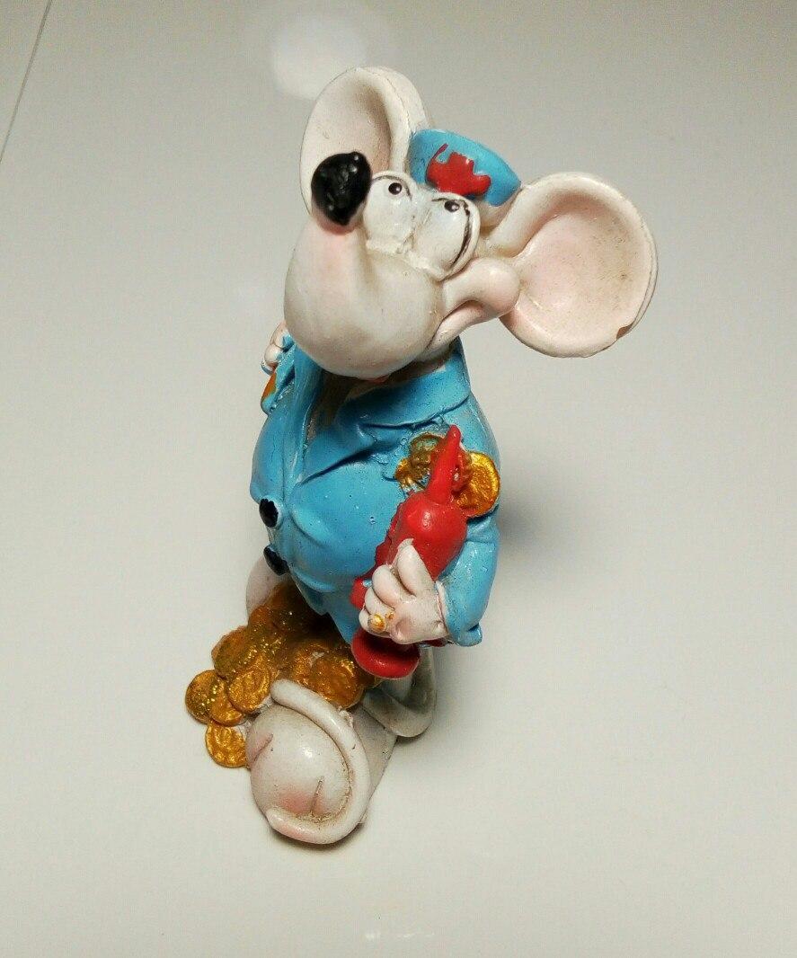 Статуэтка Мышь №2