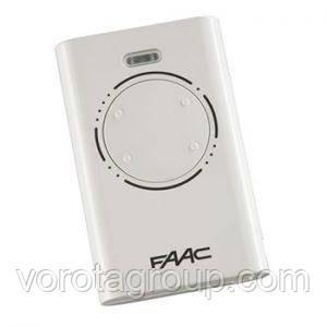Пульт управления Faac XT4 868 SLH LR 4-канальный (белый)
