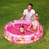 Детский круглый надувной бассейн BESTWAY (92006)